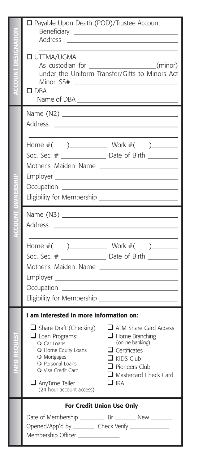Membership Benefits Brochure Page 7